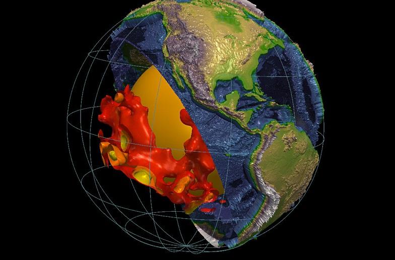аномалии в Земле