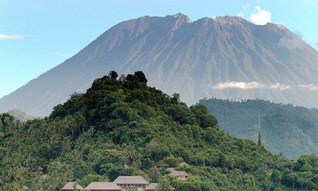 Агунг вулкан