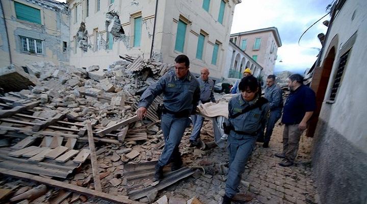 Аматриче землетрясение