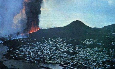 Эльдфедль извержение