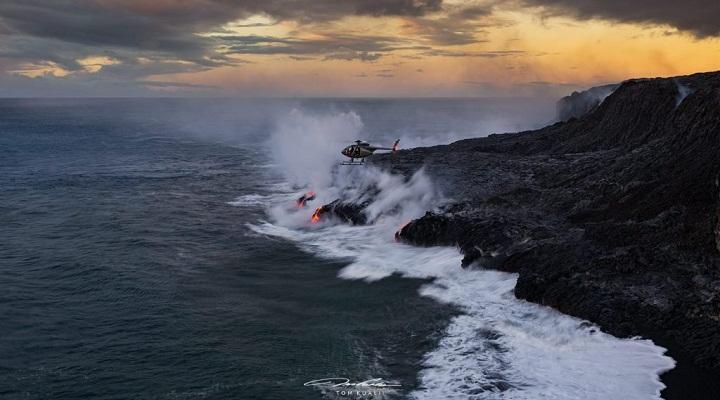 Килауэа Гавайи