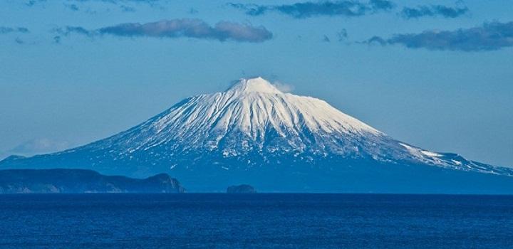 Тятя вулкан