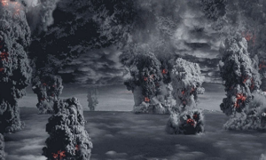 Извержение супервулкана