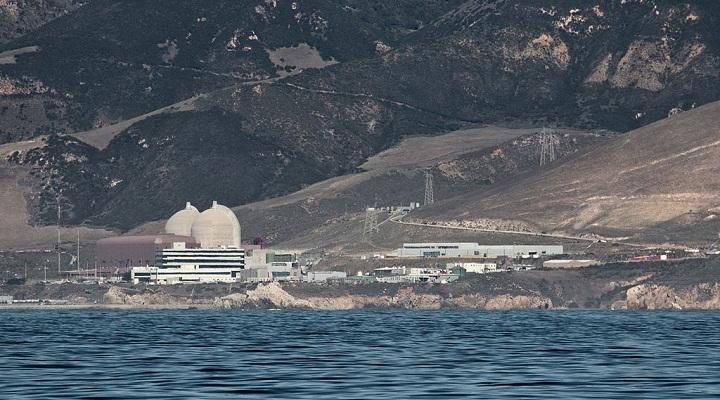 Действующий ядерный реактор Дьябло Каньон, Калифорния