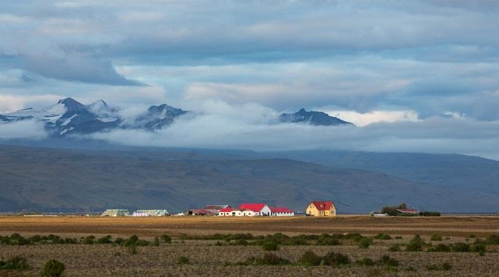 вулкан Катла фото