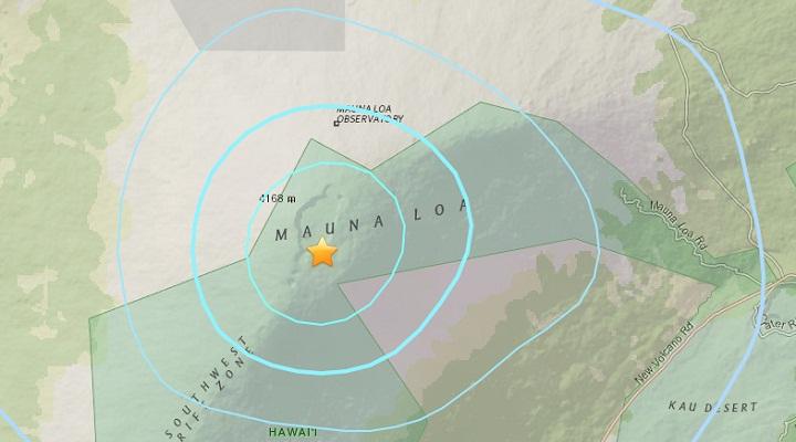 Мауна-Лоа 6 сентября