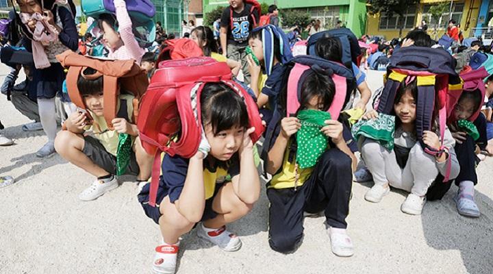 корейские дети