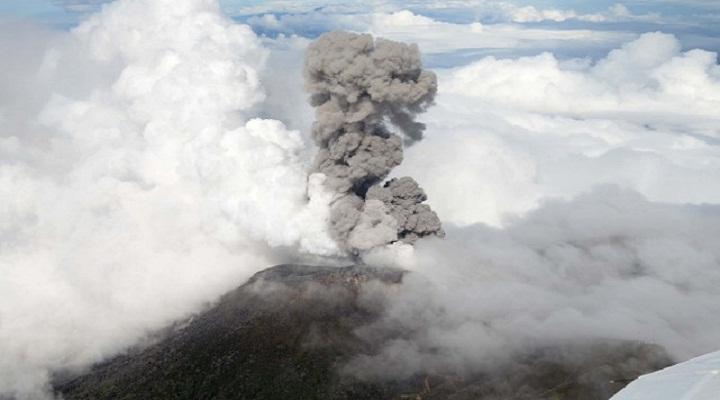турриальба вулкан 19 сентября