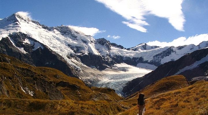 Альпийский разлом фото