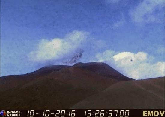 Вулкан Этна новости