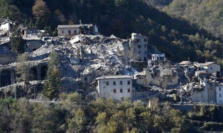 Италия руины