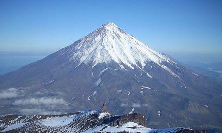 вулкан корякская сопка фото