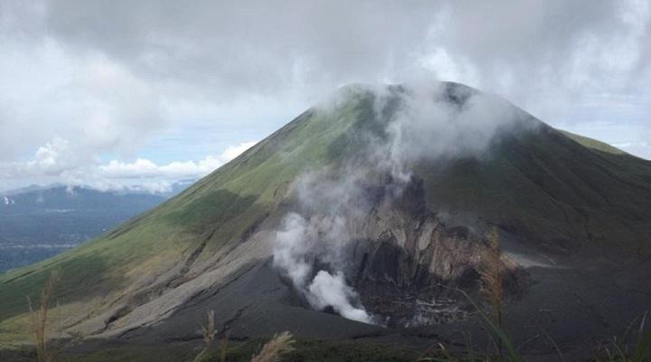 Вулкан Локон фото