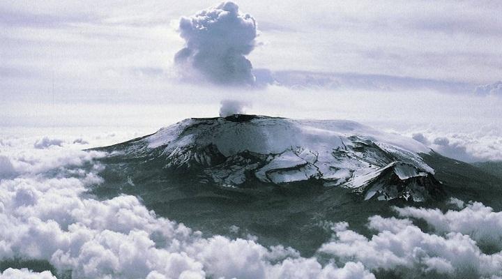 Невадо-дель-Руис 7 октября