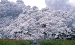 Извержение Пинатубо в 1991 году