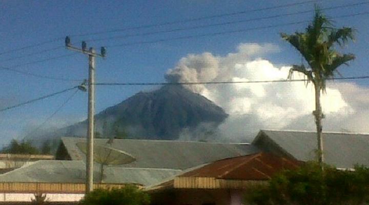 Вулкан Керинчи
