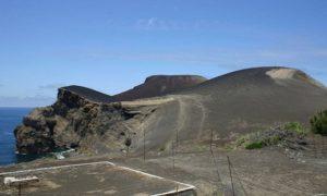 Капелиньюш вулкан