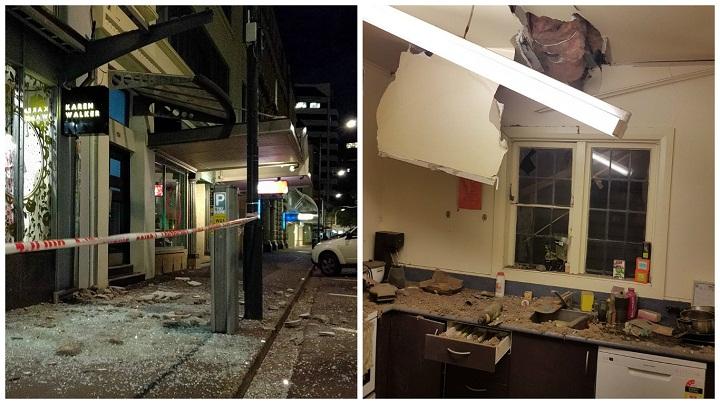 Новая зеландия землетрясение