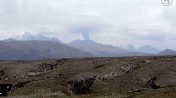 Сабанкая извержение