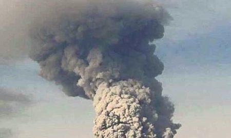 Сабанкая вулкан 18 ноября