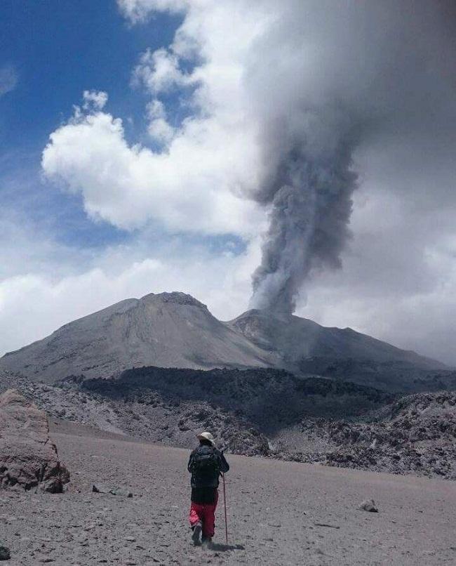 Сабанкая вулкан