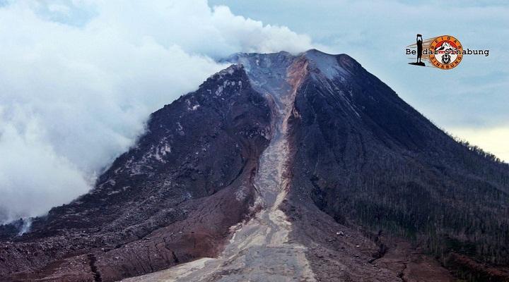 Синабунг кратер