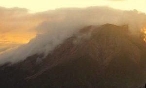 Керинчи вулкан