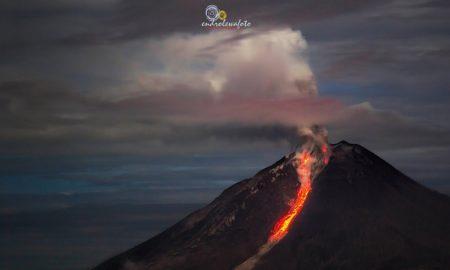 Извержение Синабунг