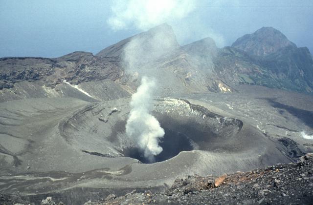 Вулкан Суваносе