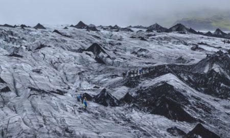 Угроза извержения вулкана Катла возрастает