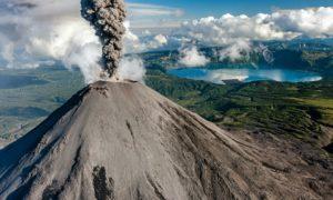 Геологи научились предсказывать извержения вулкана