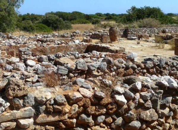 Археологические исследования на крите