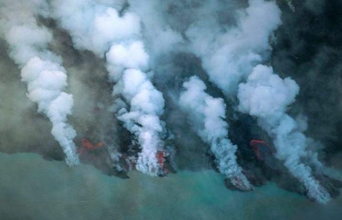 вулкан амбае