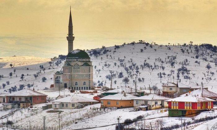 горные лыжи в Турции
