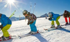 лыжи в сочи